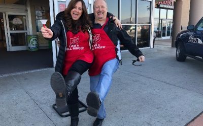 Salvation Army Kick Off Sponsors